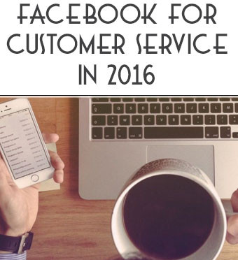 Facebook for customer service